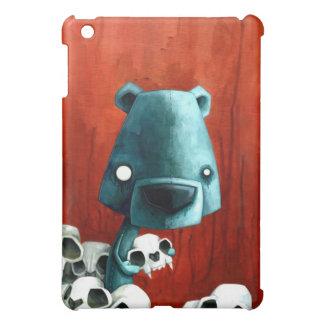 Bear skull iPad mini covers