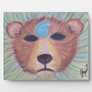 Bear Spirit Animal Totem products Plaque