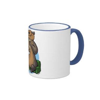 Bear & Squirrel Mug