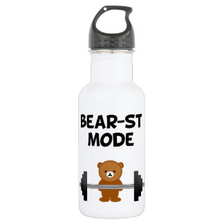 Bear-st Mode Water Bottle