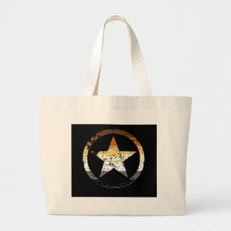 Bear Stars Canvas Bags