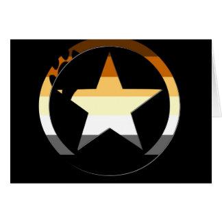 Bear Stars Card