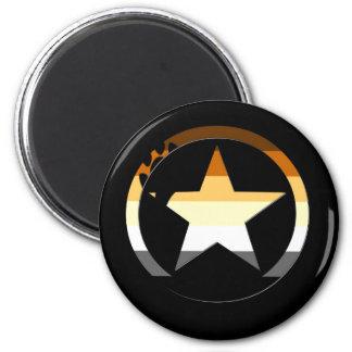 Bear Stars Fridge Magnets