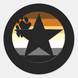 Bear Stars Sticker