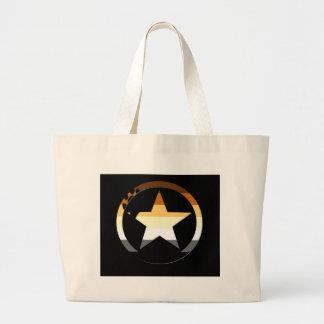 Bear Stars Tote Bags
