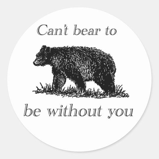 Bear | Sticker