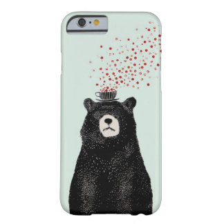 Bear & Teacup Barely There iPhone 6 Case