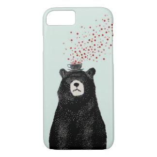 Bear & Teacup iPhone 7 Case