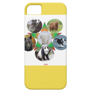 bear, teddy , mug, erimona, godfrey, wildlife. iPhone SE/5/5s case