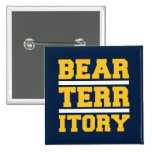 Bear Territory Pinback Buttons