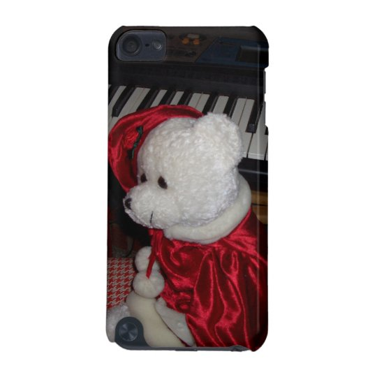 Bear the Musician - CricketDiane photo iPod art iPod Touch (5th Generation) Case
