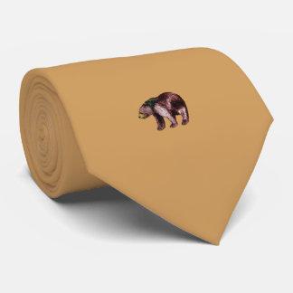 Bear Tie Tan