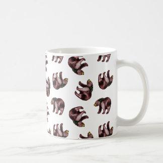 Bear Toss Mug