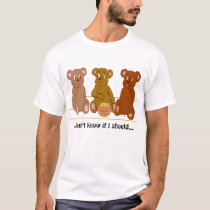 Bear Trio T-Shirt