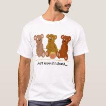 Bear Trio T-Shirt