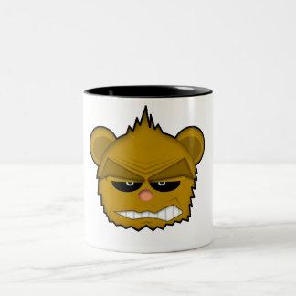 Bear Two-Tone Coffee Mug