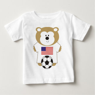 BEAR UNTED STATES BABY T-Shirt