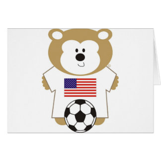 BEAR UNTED STATES CARD