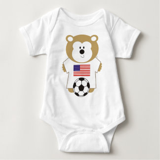 BEAR UNTED STATES INFANT CREEPER