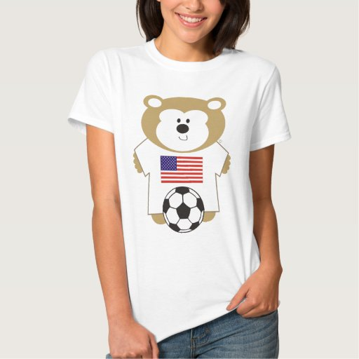 BEAR UNTED STATES TSHIRT