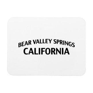 Bear Valley Springs California Magnet
