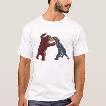 Bear vs Gorilla T-Shirt