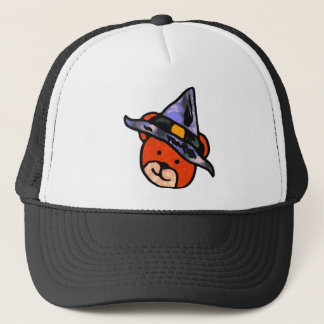 Bear Witch alt colors Trucker Hat