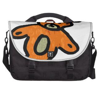Bear Witch Project Laptop Commuter Bag