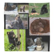 Bear With It Bandana