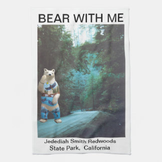 BEAR WITH ME KITCHEN TOWEL