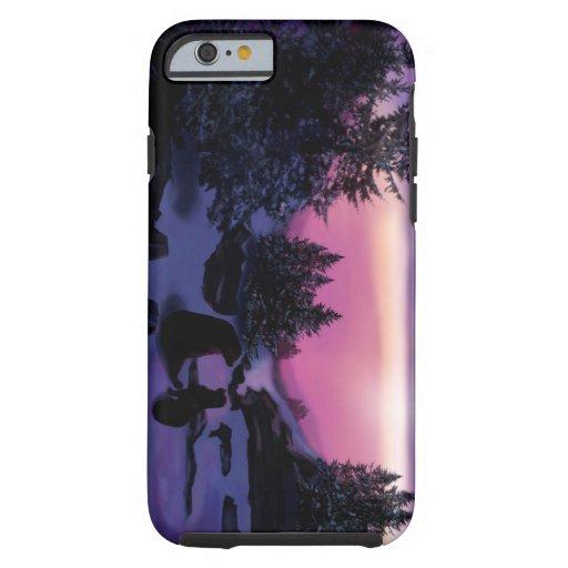 Bear With Me Newfoundland Bear Tough iPhone 6 Case