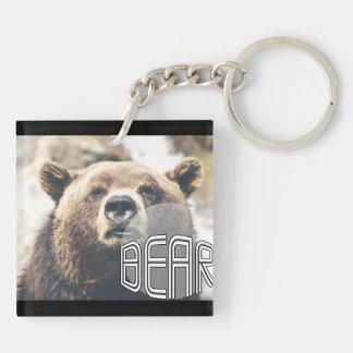 Bear - wowpeer keychain