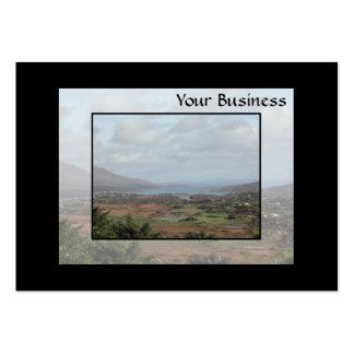 Beara Peninsula Ireland Scenic View Business Cards