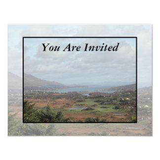 Beara Peninsula, Ireland. Scenic View. Card