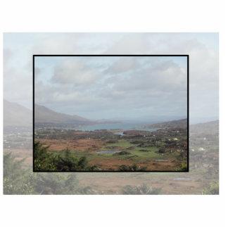 Beara Peninsula, Ireland. Scenic View. Cutout