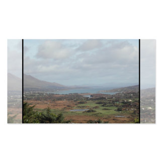 Beara Peninsula, Ireland. Scenic View. Double-Sided Standard Business Cards (Pack Of 100)