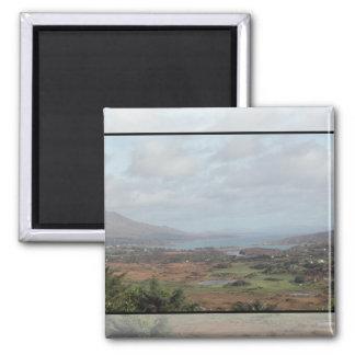 Beara Peninsula, Ireland. Scenic View. Refrigerator Magnet