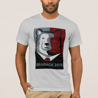 Bearack 2012 - Mens Artist Rendition T-Shirt