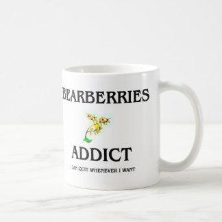 Bearberries Addict Coffee Mugs