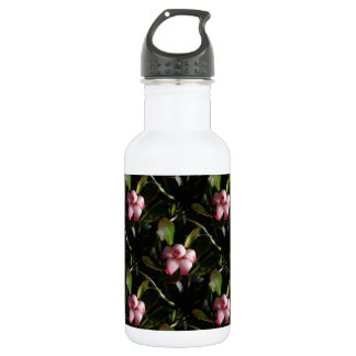 Bearberry Blossoms Stainless Steel Water Bottle