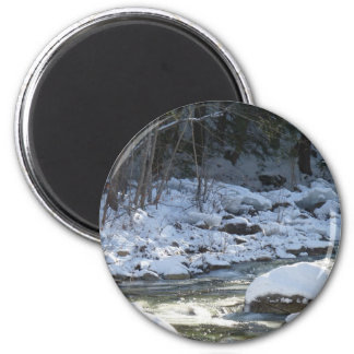 Bearcamp River 1 2 Inch Round Magnet