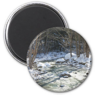 Bearcamp River 2 2 Inch Round Magnet