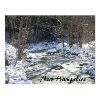 Bearcamp River 2 Postcard