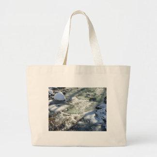 Bearcamp River 3 Jumbo Tote Bag