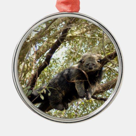 Bearcat Christmas Ornament
