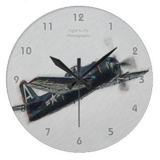 Bearcat Clock