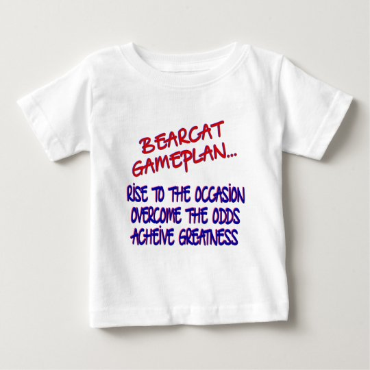 Bearcat Game Plan Baby T-Shirt