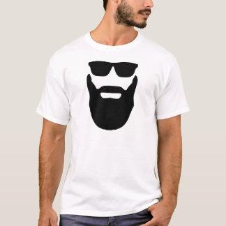 Beard and Sunglasses T-Shirt