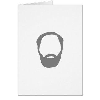beard card