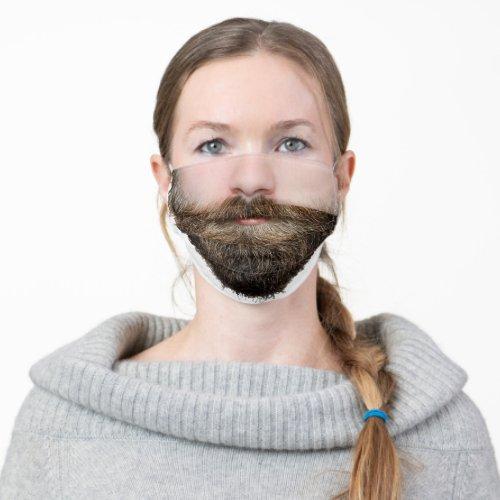 Beard Cloth Face Mask